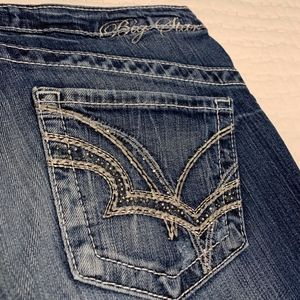 BIG STAR Casey K Low Rise Fit Boot Cut Jeans - 30L